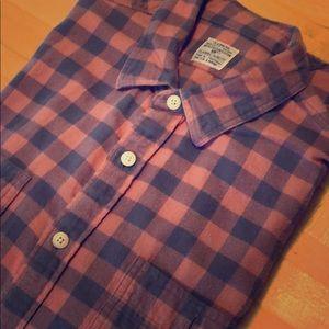 Cozy, Classic- JCrew flannel